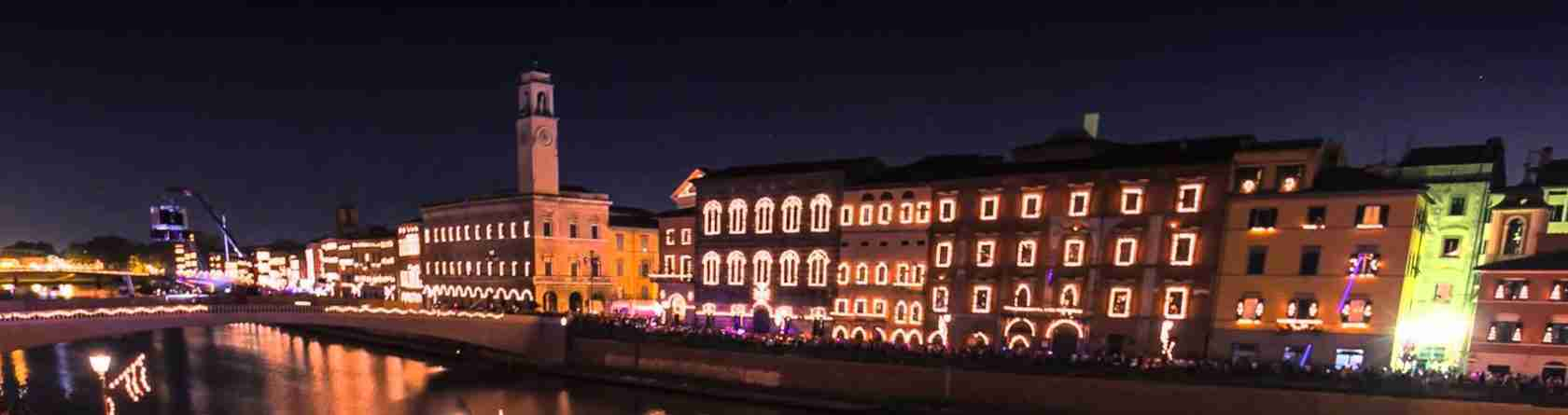 Le escort Pisa gradiscono partecipare alla Luminaria di Pisa in compagnia del loro partner occasionale. Magica Escort