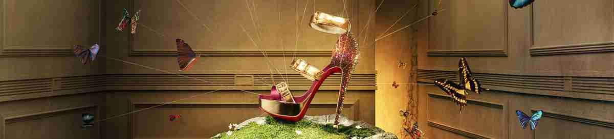 Tra i regali preferiti da una top class escort ci sono le scarpe di Christian Louboutin. Magica Escort.